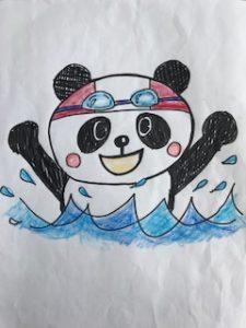 キャラクター パンダ